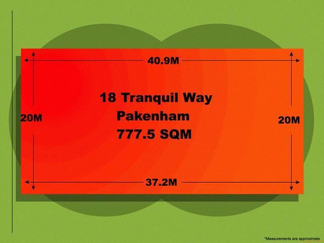 18 Tranquil Way, VIC 3810