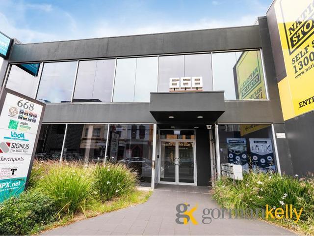 Level 1          Office/668 Burwood Road, VIC 3122