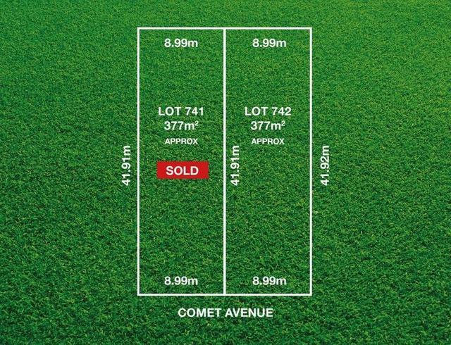 Lots 741 & 742, 12 Comet Avenue, SA 5037