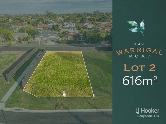 Lot 2/145 Warrigal Road, QLD 4113