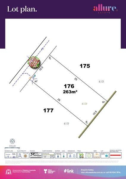 Lot 176/null Allure Estate, WA 6148