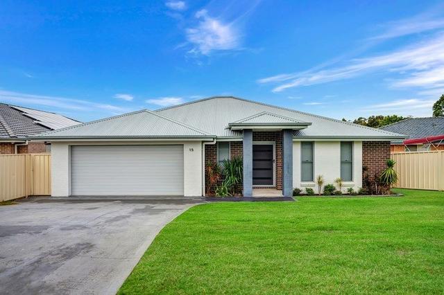 15 Zieria Avenue, NSW 2541