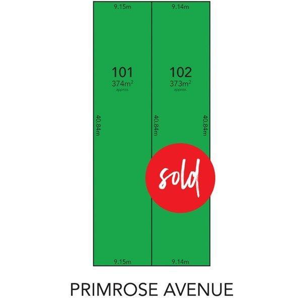 26, Lot 101 Primrose Avenue, SA 5075