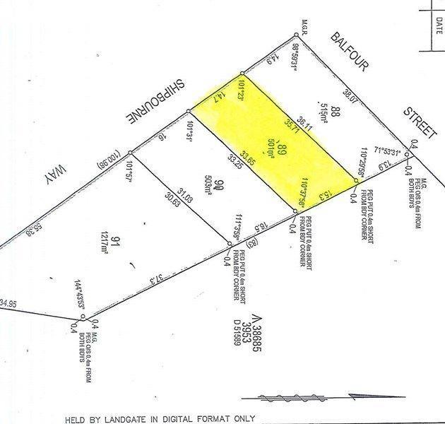4 (Lot 89) Shipbourne Way, WA 6110