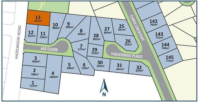 Lot 13 Astoria Park, VIC 3844