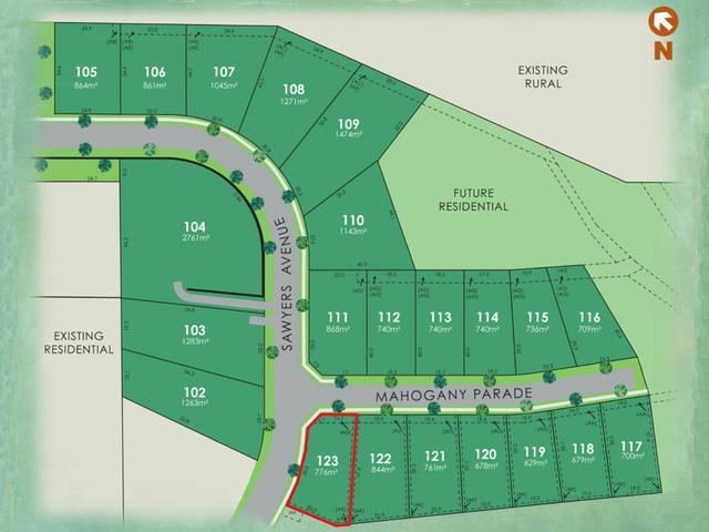 Lot 123 Eastwood Living Estate, NSW 2480