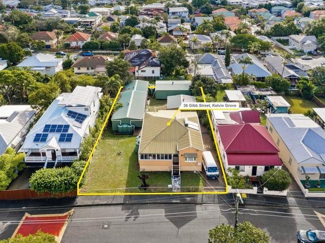 36 Gibb Street, QLD 4059
