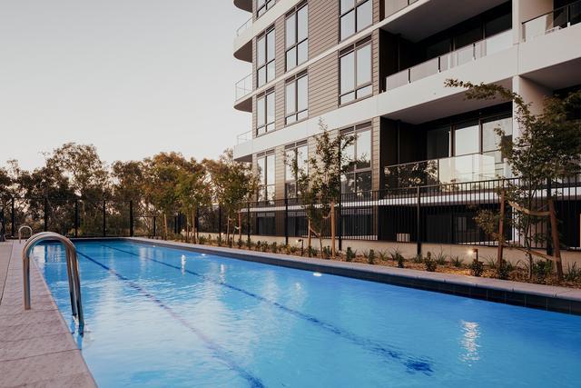 Jade Gungahlin - View display apartments 2 Gribble Street, ACT 2912