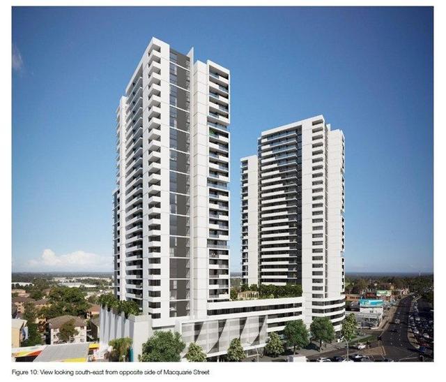 908a/420 Macquarie Street, NSW 2170