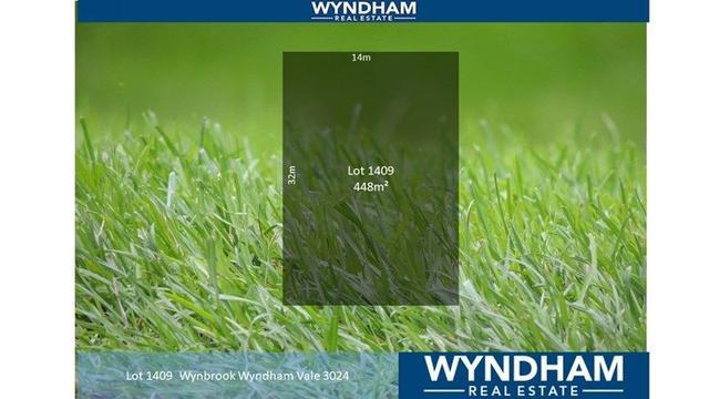 Lot 1409 Wynbrook, VIC 3024