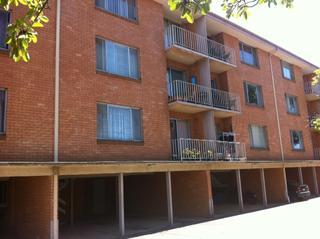 Carport & balconies