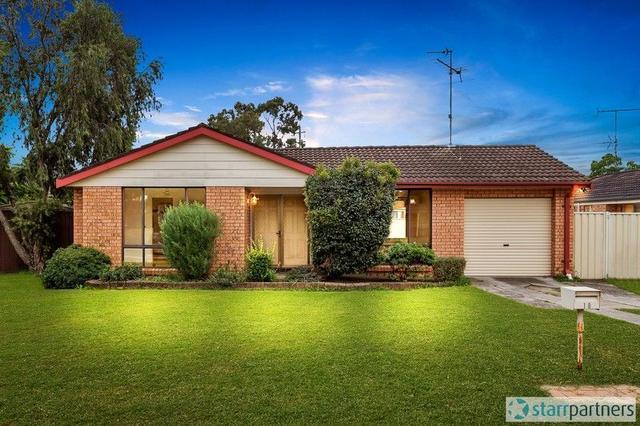 18 Scarsborough Crescent, NSW 2756