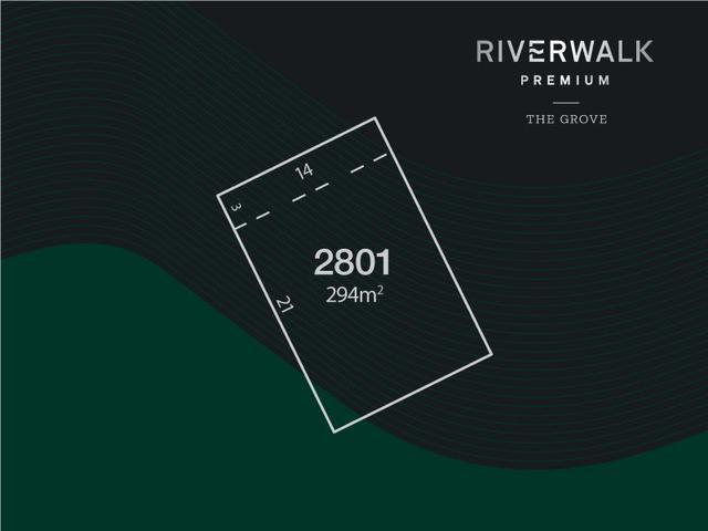 Lot 2801 (Riverwalk) Newmarket Road, VIC 3030