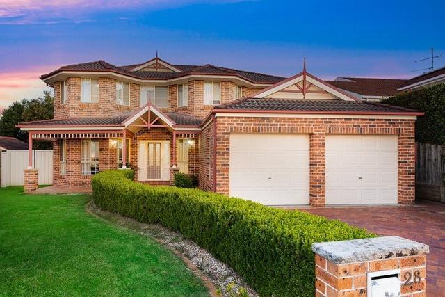28 James Mileham Drive, NSW 2155