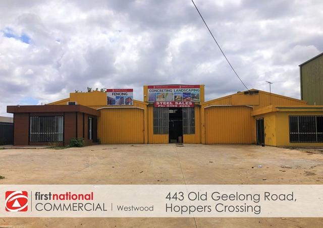 Factories 1 & 2/443-445 Old Geelong Road, VIC 3029