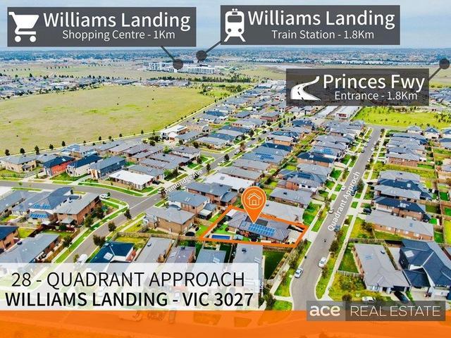 28 Quadrant Approach, VIC 3027