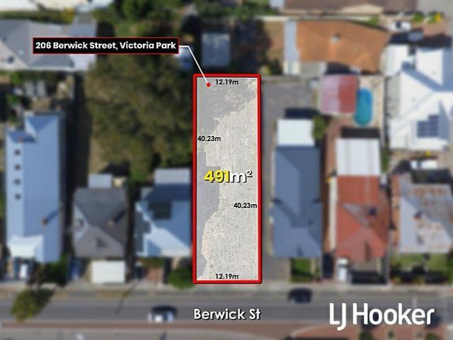 206 Berwick Street, WA 6100