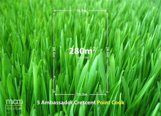 5 Ambassador Crescent, VIC 3030