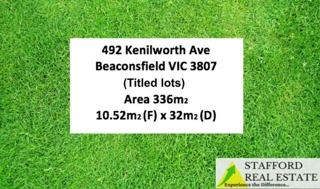 492 Kenilworth Avenue, VIC 3807
