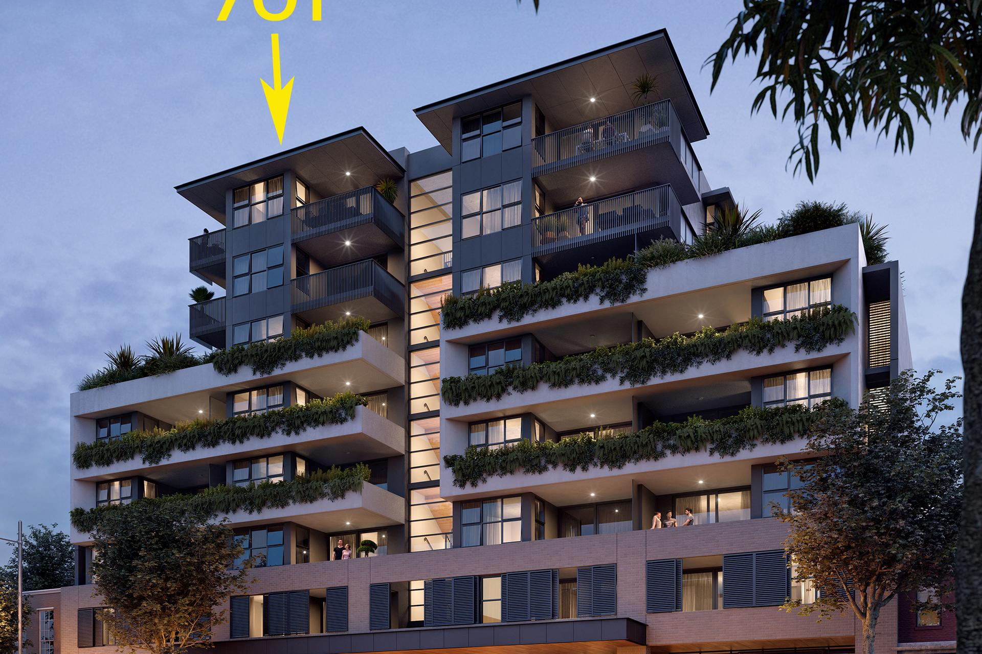 701 5 11 Wickham Street Wickham Real Estate For Sale
