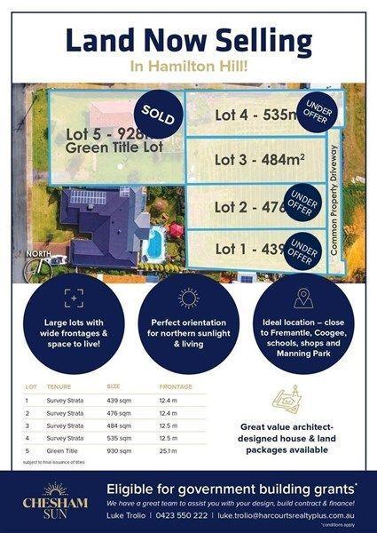 Lot 2/10 Southend Road, WA 6163