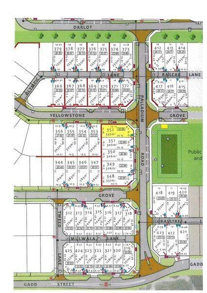 Lot 352 Palladium Road, WA 6164