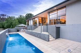 Swimming pool and View to Living Areas