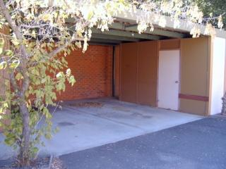 Carport & Storeroom
