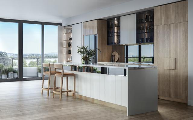 The Griffin, Parkes - 3 Bedroom Penthouse | 44 Constitution Avenue, ACT 2600