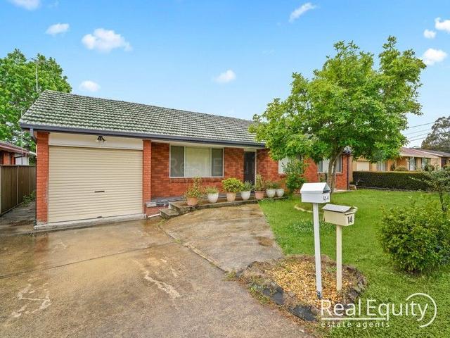 14 Craig Avenue, NSW 2170