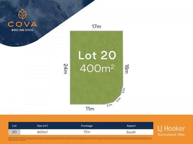 Lot 20/2 Aqua Court, QLD 4118