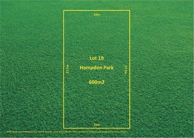 Lot 19 Hampden Park, SA 5255