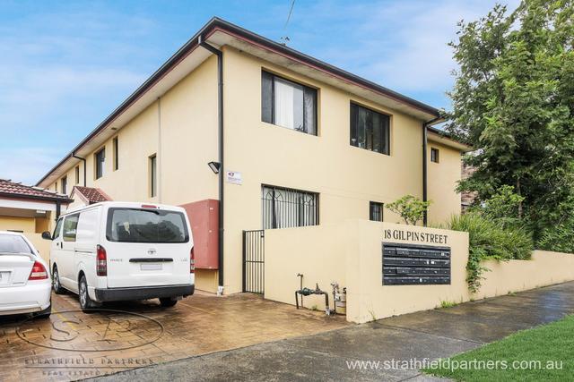 K/18 Gilpin Street, NSW 2050