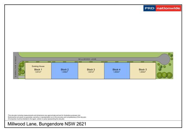 Lot 4 Millwood Lane, NSW 2621