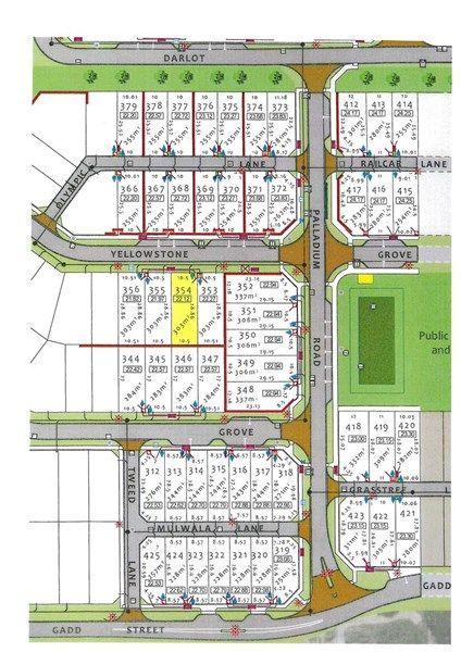 Lot 354 Yellowstone Grove, WA 6164