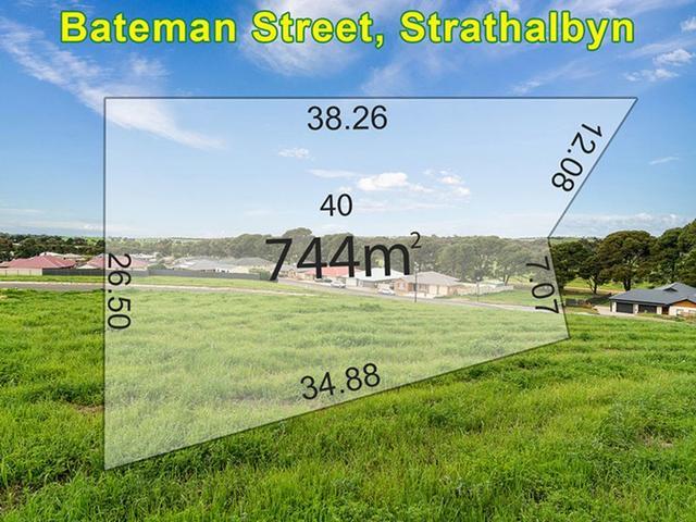 Lot 40/null Bateman Street, SA 5255