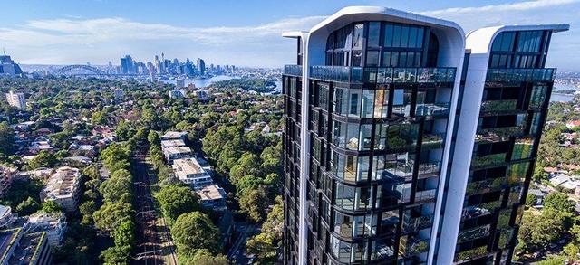1309/1 Marshall Avenue, NSW 2065
