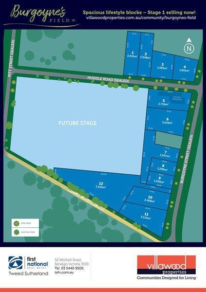 Stage 1 Burgoynes Field Estate, VIC 3551