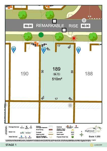 Lot 189 Remarkable Rise, WA 6056