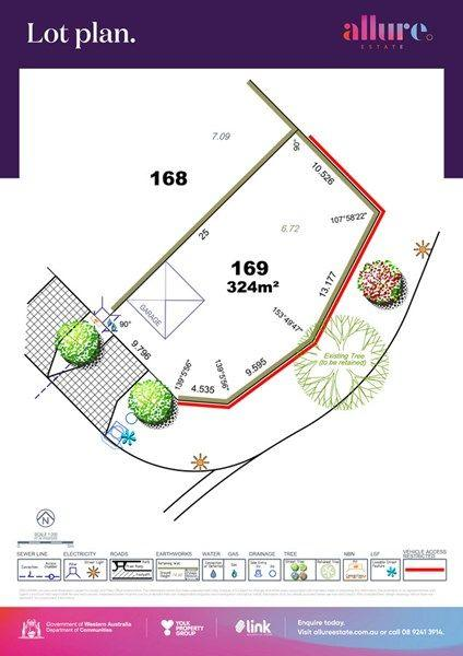 Lot 169/null Allure Estate, WA 6148