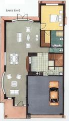 Floorplan lower