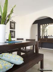 Dining to Entry