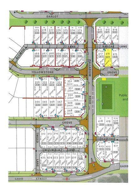 Lot 416 Yellowstone Grove, WA 6164
