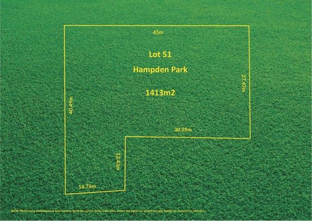 Lot 51 Hampden Park, SA 5255
