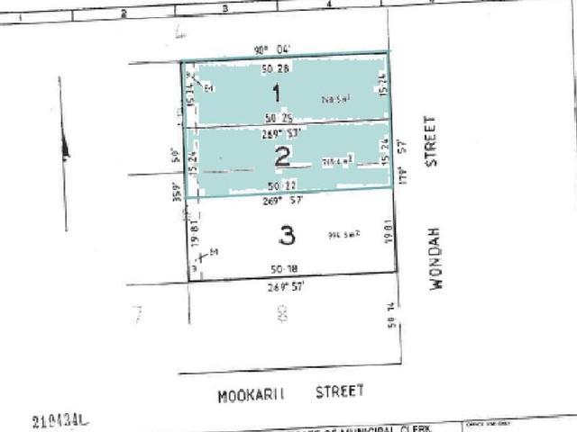 1 and 2/null Wondah Street, VIC 3644