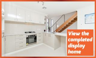 View the completed display home