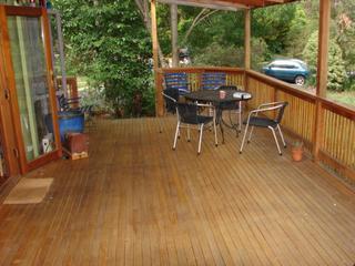 House - deck