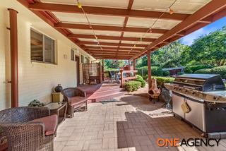 Covered outdoor area