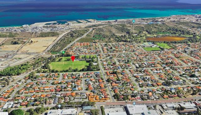 Proposed Lot 2 56 Sussex Street, WA 6163