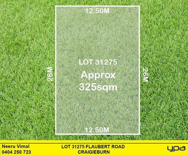 Lot 31275 Flaubert Road, VIC 3064